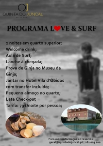 Programa Love & Surf